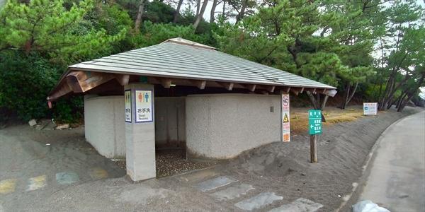 桂浜公園 東休憩所トイレ (WC4)