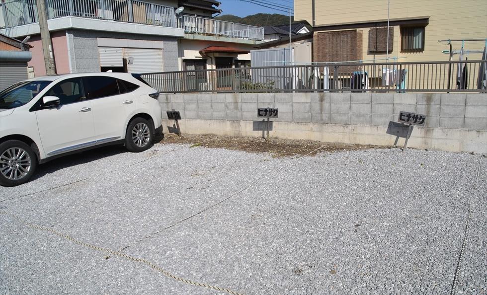 海町食堂 ヒナサク (駐車場)