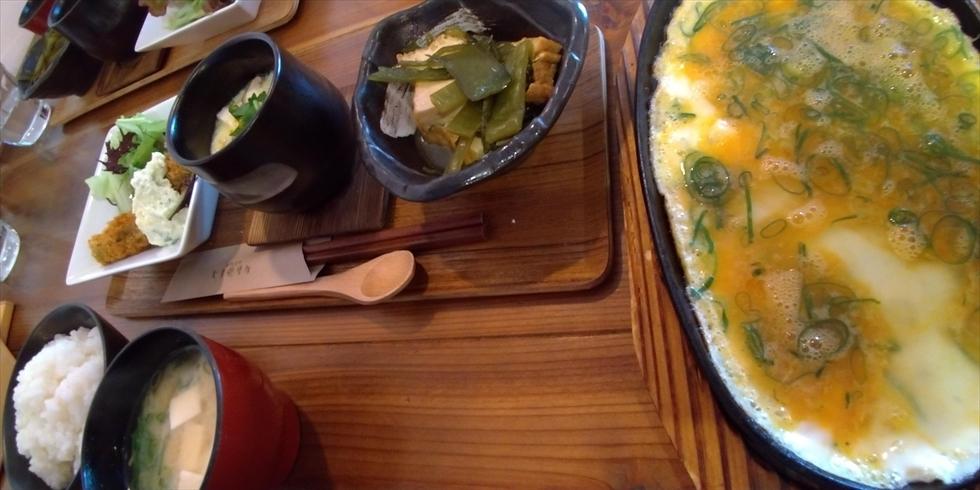 海町食堂 ヒナサク (この日のランチ[全て])
