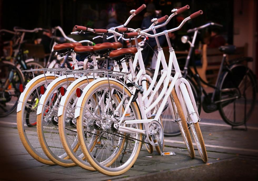 高知市のホテルの無料レンタル自転車