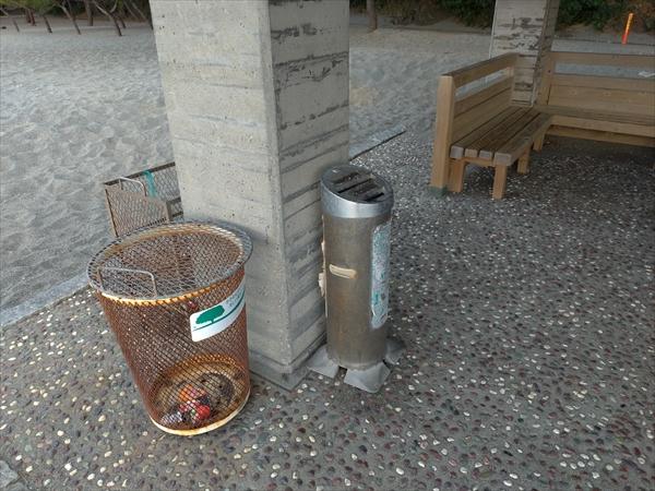 桂浜公園の喫煙所(8)