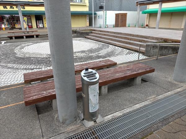 桂浜公園の喫煙所(9)