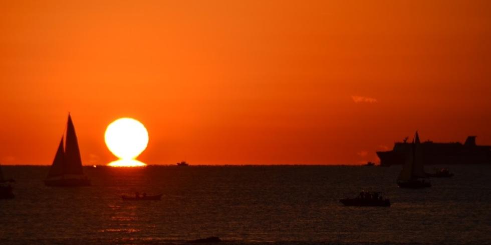 高知新港に入港するクルーズ客船(5)