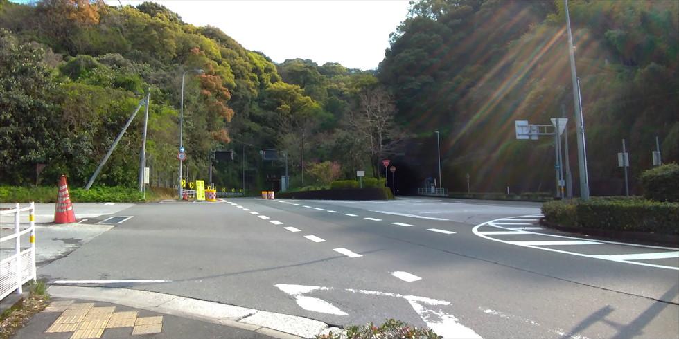 【桂浜の研究】宇津野トンネル