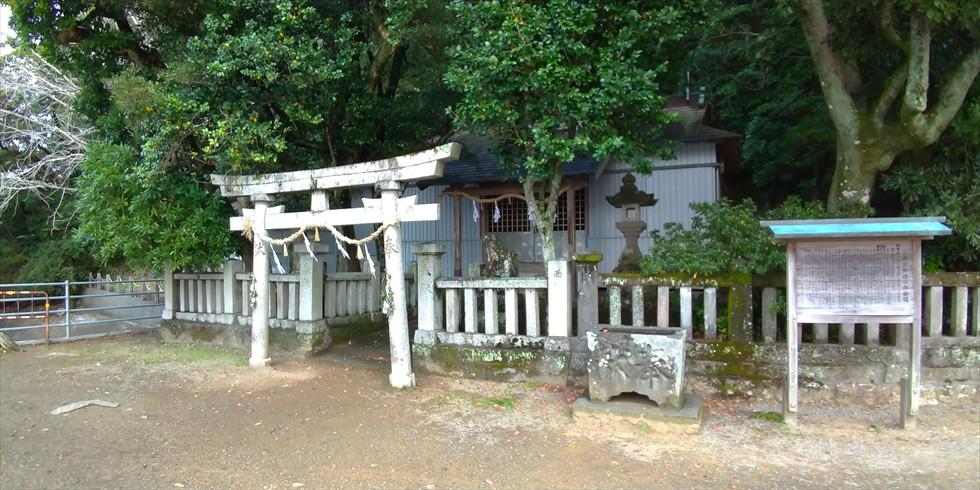 【桂浜の研究】仁井田神社