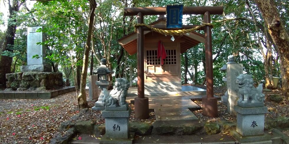 【桂浜の研究】清川神社