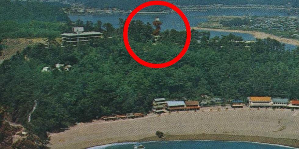 【桂浜の研究】桂浜の展望台