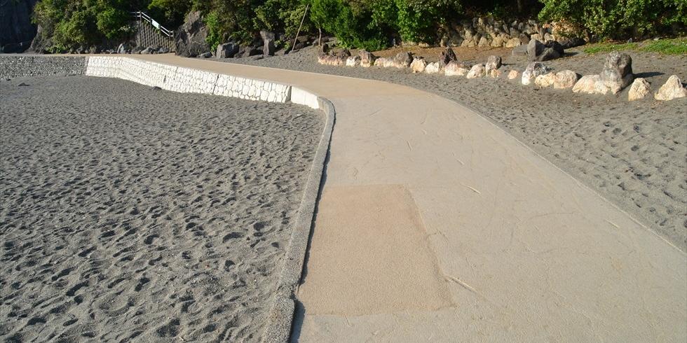 遊歩道完成と竜王岬への立ち寄り(1)