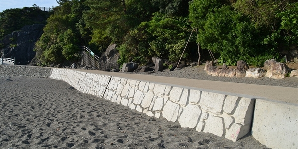 遊歩道完成と竜王岬への立ち寄り(2)