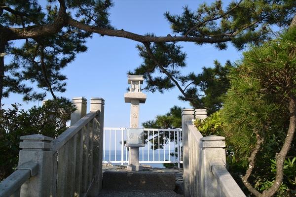 遊歩道完成と竜王岬への立ち寄り(6)