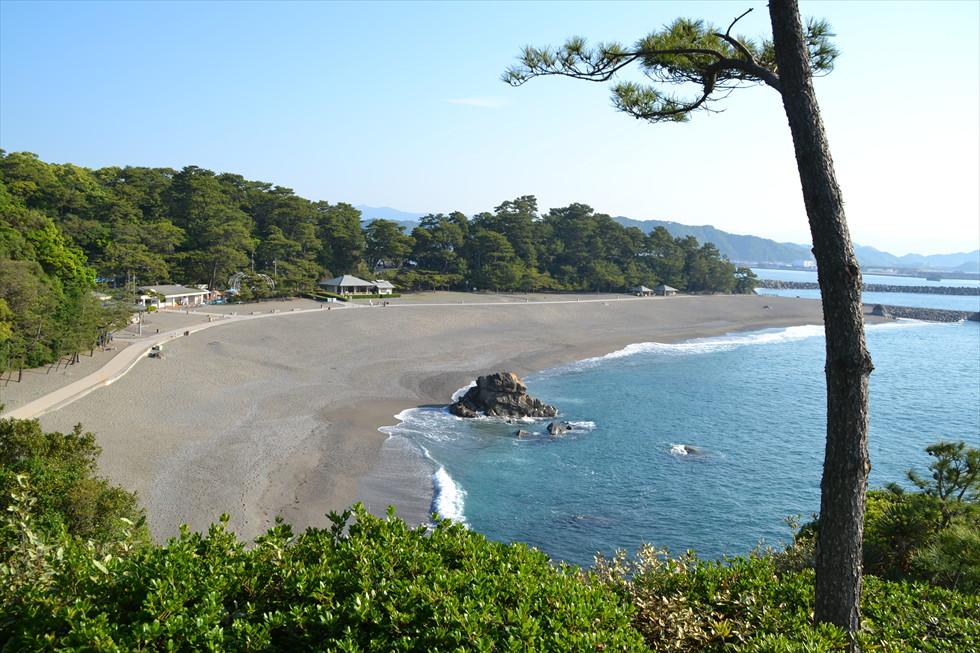 遊歩道完成と竜王岬への立ち寄り(7)