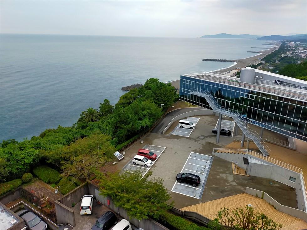 国民宿舎 桂浜荘の宿泊記(龍馬記念館を見下ろす)