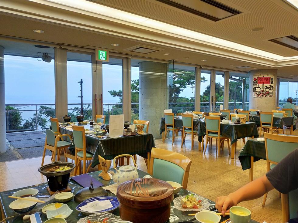 国民宿舎 桂浜荘の宿泊記(レストラン)