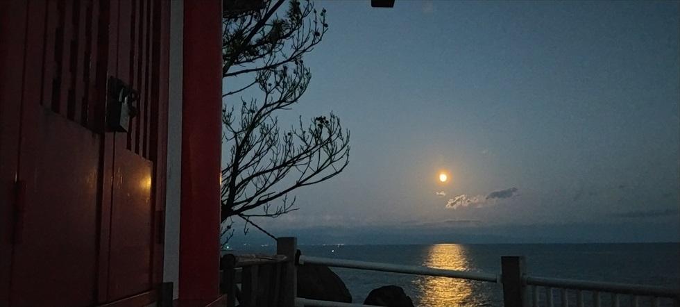 桂浜の観月会 2020年(7)