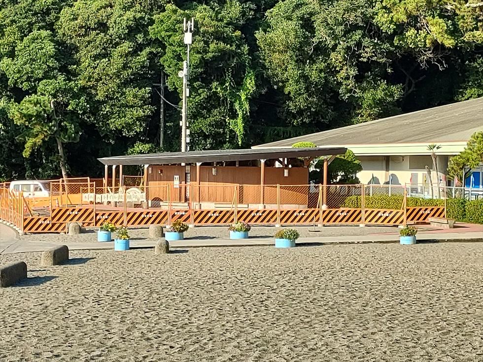 桂浜公園内のトイレをリニューアル(4)