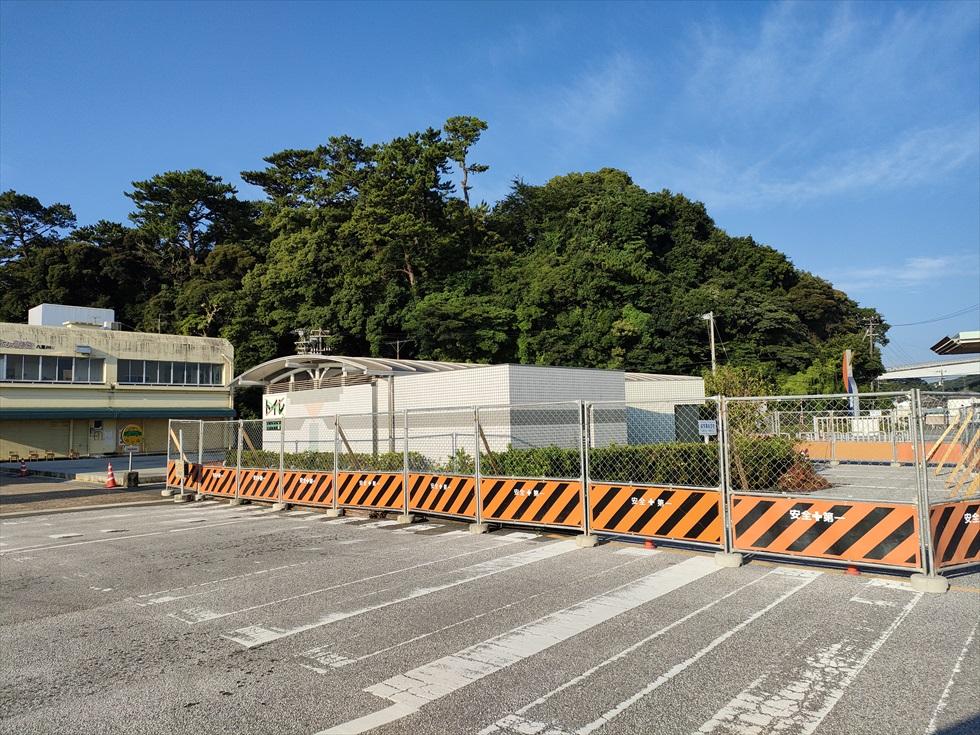 桂浜公園内のトイレをリニューアル(7)